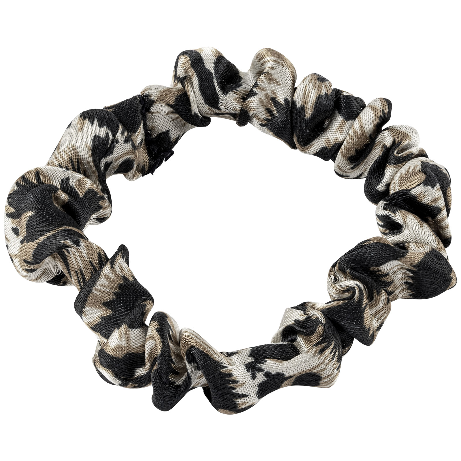 Scrunchie - mini leopard