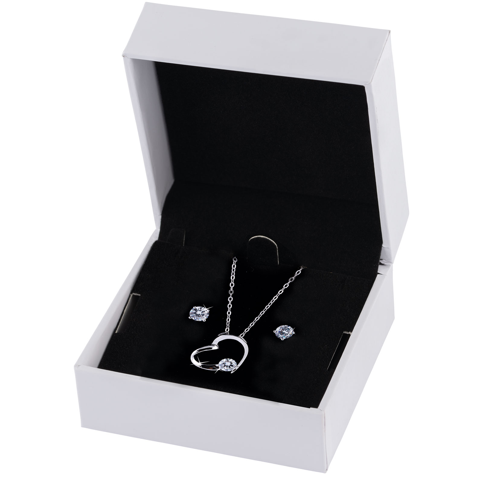 Smyckes-set Sterling Silver