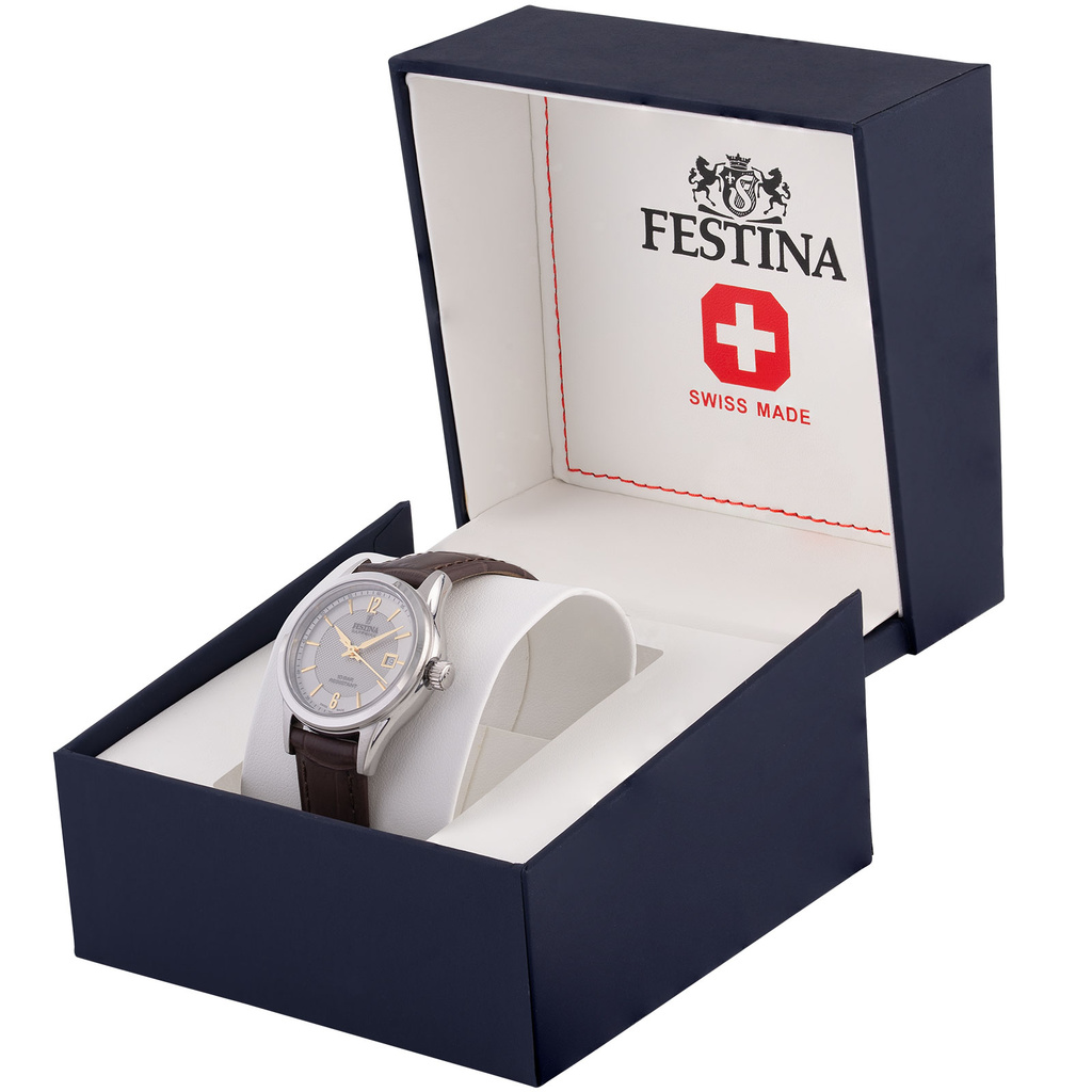 Festina Swiss Made Damklocka F200092