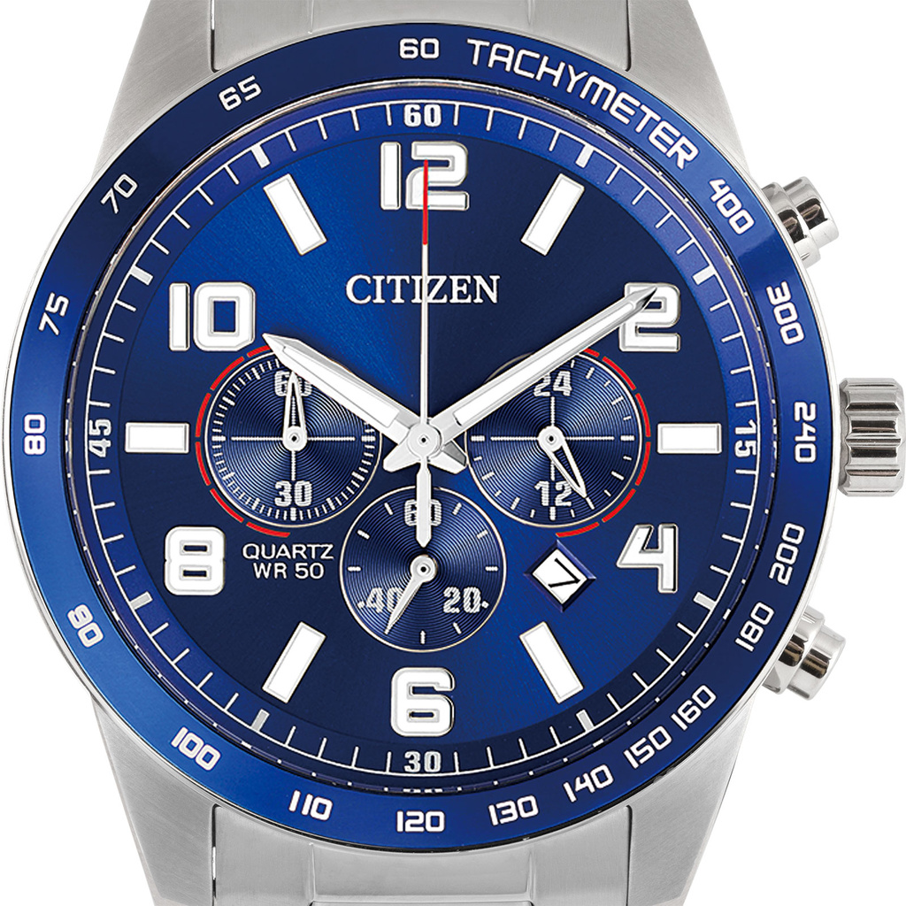 Citizen Kronograf AN8161-50L