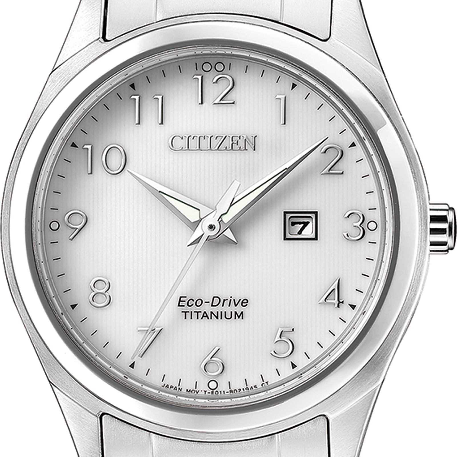 Citizen Super Titan Eco-Drive EW2470-87A