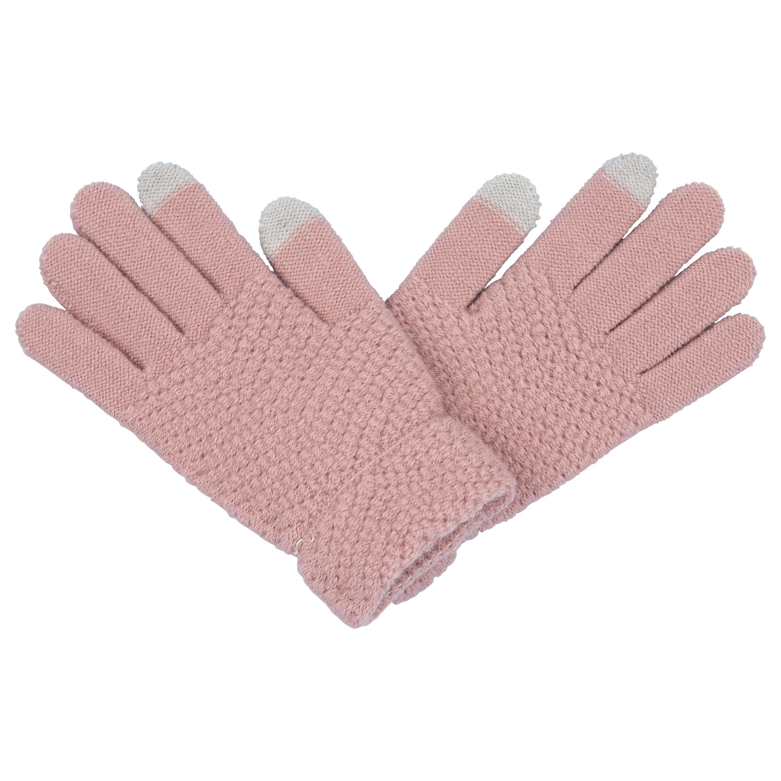 Touch gloves dam -  ljusrosa