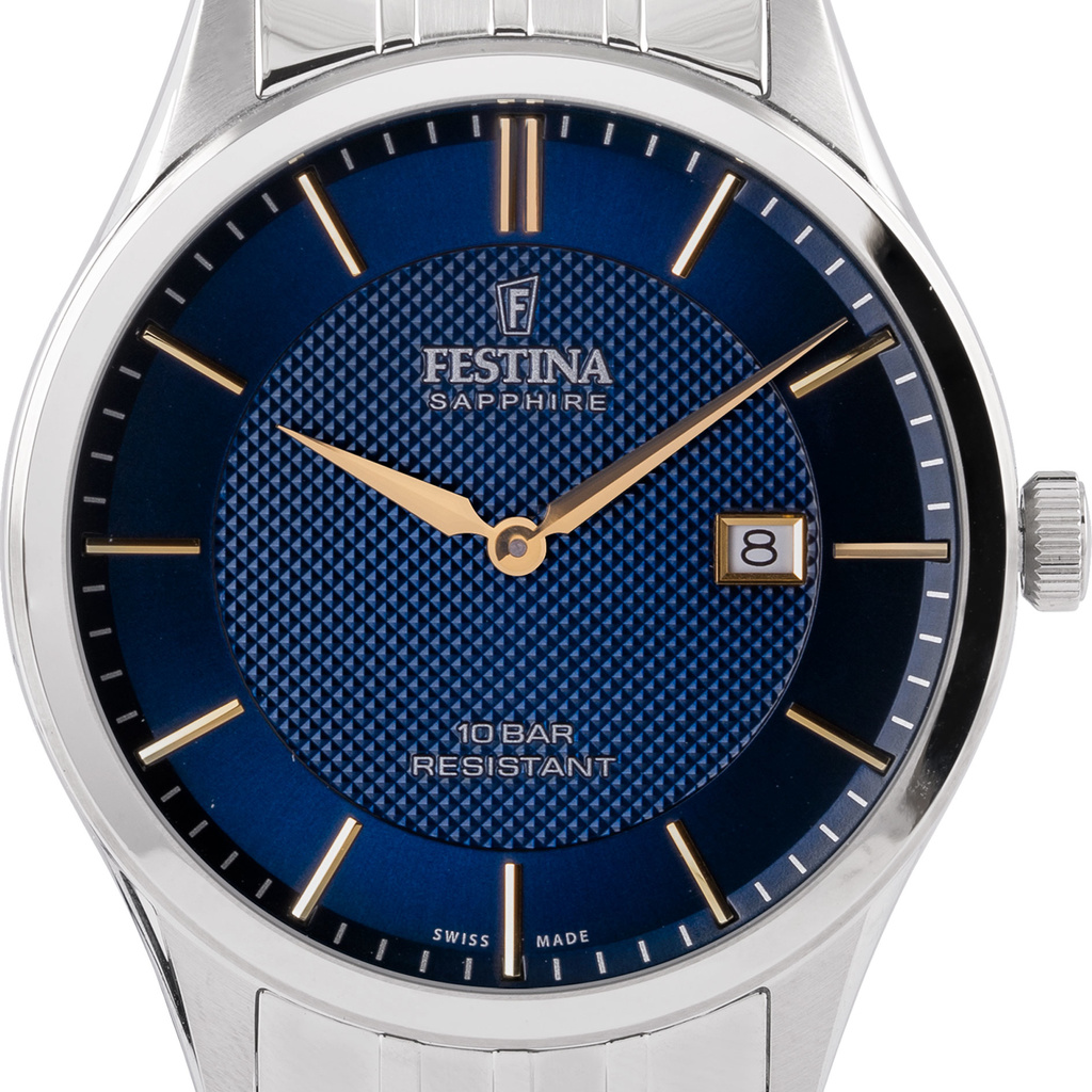 Festina Swiss Made Herrklocka F200053
