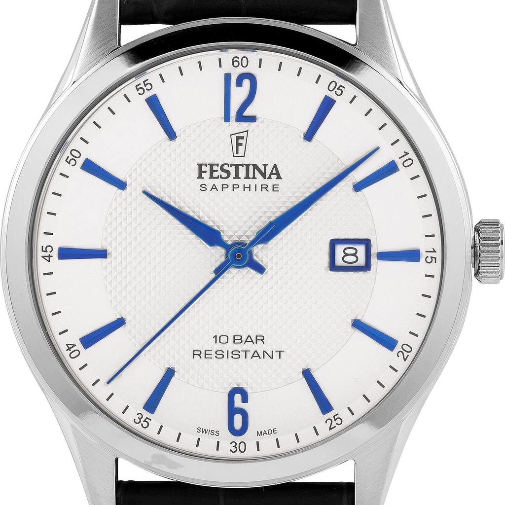 Festina Swiss Made Herrklocka F200072